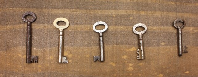 鍵が夢に出て来たときの5つの意味とは